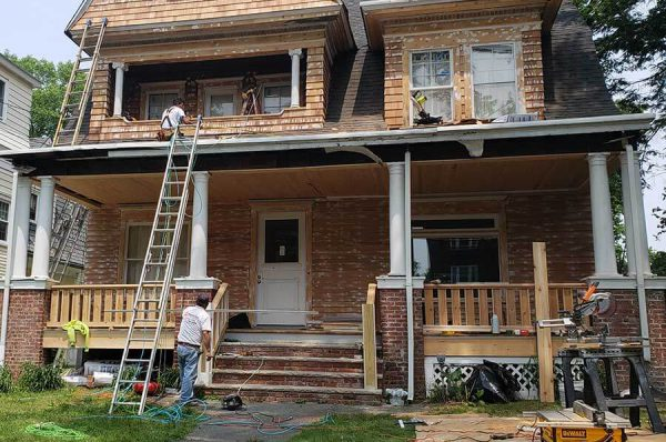 Why is it better to get emergency roof repair services? In Montclair, NJ, you are willing to construct or renovate your house or building roof then you need to hire a reliable team of roofing service like Montclair Roofers. There are many roofers and roof repair companies available in the city and they are going to give the services according to client's need and budget. It happens many times that your roof needs emergency repair. In this situation, you need to hire emergency roof repair service. Roofing Montclair can help you on the urgent bases. Roofing service has many of the good quality workers with the modern tools and equipment. How do they serve you? Learn more about their services here. Do you need roof repair? If water stays on the roof, it ruins the upper surface of the roof. The water presence on the roof is due to the blockage of the drain pipe. You need to inspect the drain system of the roof. Water drainage system on the roof should be accurate. It comes in roof repair. You know very well; collection of water or damp soil is harmful for roof and building structure. It must be repaired immediately. Repairs in case of Emergency Is there any emergency? It is not a big deal. If you have hired Roofing Montclair NJ they will come on the urgent basis. To offer their emergency services, they never charge extra-amount. They know the meaning of emergency and how risky it can be. The reliable team comes in a few minutes on the location with the well-equipped van and skilled team. They provide assistance with all weather conditions. Good to repair roof due to Hail damaged Are you living in the Snow Belt? You may face the problem of hail damage. The team at Montclair Roofers NJ comes in this situation and makes it usable for you. The team comes on the urgent basis for roof inspection before and after every hailing or winter season. They come with the modern tools and equipment and repair the roof very easily. You need to call them for quick or emergency repairs. Offers services for all types of repair The experienced team is highly expert in bitumen roofing. This feature increases the allure of the building surroundings. If a storm has damaged the roof surface then it needs repair. The entire team provides the high-quality services to repair the roof. They help you in stopping roof leakage and severe after effects of the storm and rain. They can help you in maintenance and new installation. This is the reason you can contact them for free estimation. Conclusion A team at Montclair Roofers NJ will guide you and answer your queries. You can contact them online. In 24 hours, you will get a custom quote with fair pricing and extraordinary roofing services. They provide the tech support service regarding installation, repair and maintenance. They will help you in providing the answer to the questions related to their products.