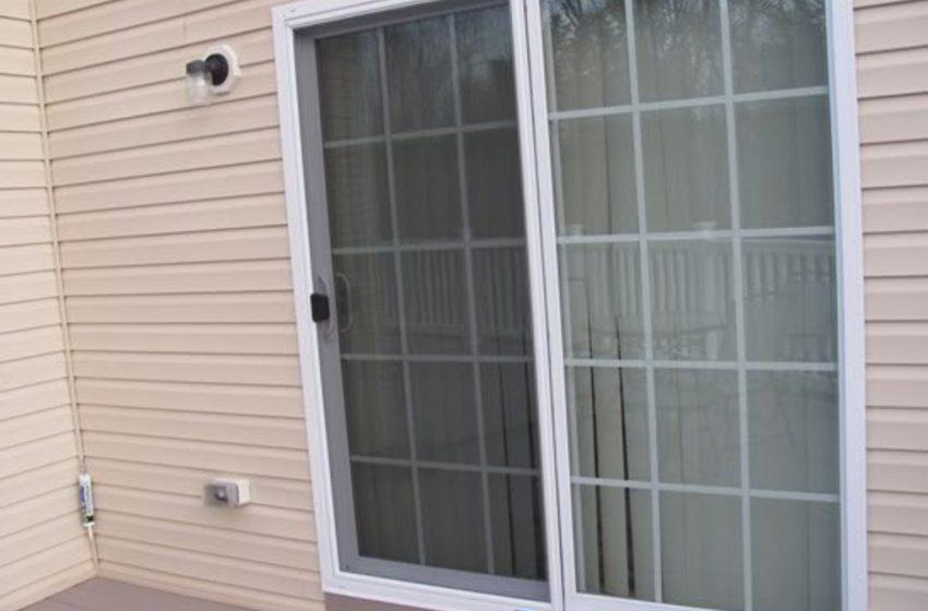 When should you replace screen doors?