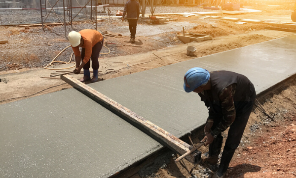 How To Find Concrete Contractors in Texas?