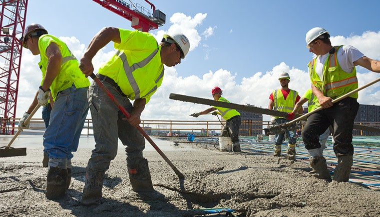 Finding A Concrete Contractor in Denver
